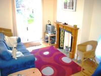 Light, Bright Single Room in relaxed, tidy Houseshare
