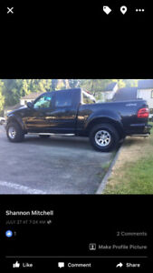 2003 Ford F-150 SuperCrew XLT Pickup Truck