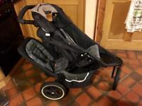 Phil and Teds stroller for sale