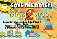 HUGE Family & Parenting Expo/Mom 2 Mom Sale