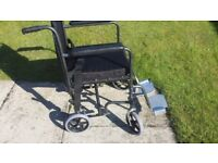 Wheel Chair - light weight (new)
