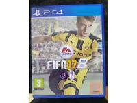 Fifa 17 game for ps4