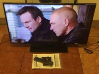"GREAT 40""BUSH LED+DVD,FULL HD 1080P+FREEVIEW TV"
