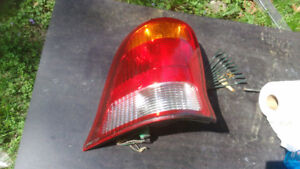 2003 FORD WINDSTAR REAR LIGHTS--POWER SWITCHES-