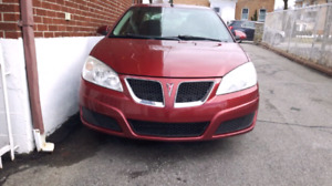 2009 Pontiac G6 Air Climatise Automatic