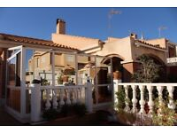 Detached bargain villa by the sea at a Mazarrón Bay (Spain)