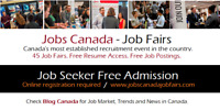 FREE:Windsor Job Fair – Friday, October 13th, 2017