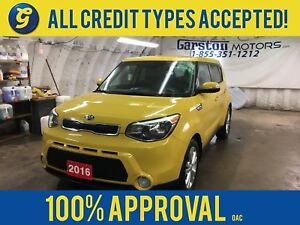 2016 Kia Soul EX*KEYLESS ENTRY*HEATED FRONT SEATS*POWER WINDOWS/