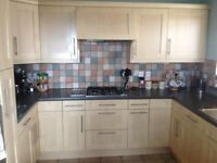Kitchen units for sale, available from mid September, buyer to collect.