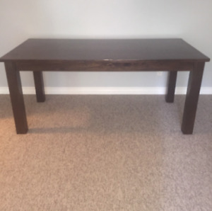 6' Mango Wood Dining Table