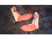 Kurt Geiger/Zara – 2 pairs of heels