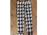 Ladies Size 12 boohoo brand new with tags leggings