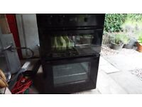 Hotpoint 1 1/2 oven