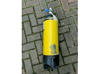 12 Litre Cylinders Dive Bottle (Out of test).