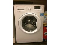 Beko washing machine for sale - 5 months old, barely used