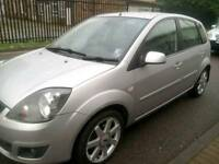 FORD FIESTA AUTOMATIC Leather Seats GHIA, 5DRS HATCHBACK,IMMACULATE CONDITION