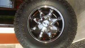 ☆☆Brand new ion 181 chrome/ toyo a/t 2☆☆