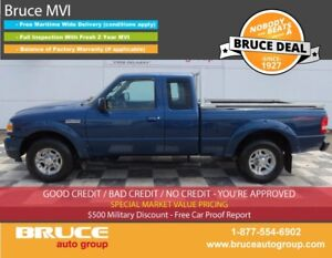 2008 Ford Ranger SPORT 3.0L 6 CYL AUTOMATIC RWD SUPERCAB
