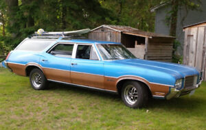 1971 VISTA CRUISER-SURVIVOR