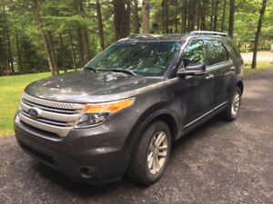 2015 Ford Explorer XLT VUS