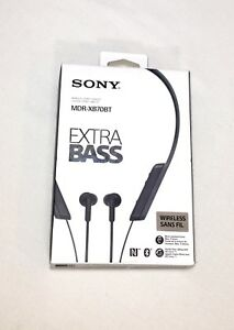 Sony EXTRA BASS Bluetooth in-Ear Headphones