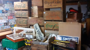 Antique's and Collectibles