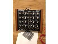Doepfer dark energy II synthesizer