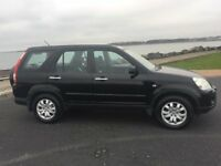2006 Honda CR-V 2.2 Diesel, 79,000 miles, lady owner from 2007, £3,250 ONO