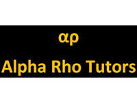 Get A Qualified Teacher To Become Your Tutor At Alpha Rho Tutors (Maths and Science)