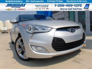 2012 Hyundai Veloster Tech (M6)