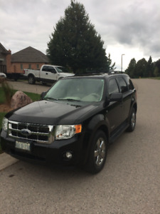 2008 Ford Escape XLT $4500 OBO