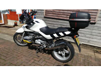 BMW R850R High mileage but good runner