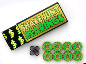 Shake Junt Triple O.G. Bearings -- NEW IN BOX