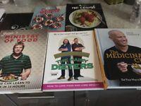 5 lovely cookbooks