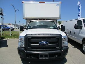 2013 Ford Super Duty F-350 DRW XL