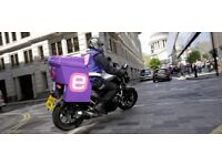 Starting Bonus Scheme – Motorcycle Courier deliveries (600cc+) company bikes available