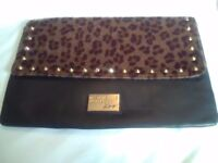 Lipsy clutch bag new without tags