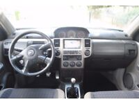 LHD LEFT HAND DRIVE NISSAN X-TRAIL 4X4 2006 COLUMBIA SAT-NAV, DVD, PARKING SENSORS CLEAN CAR