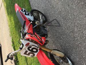 2005 HONDA CR85