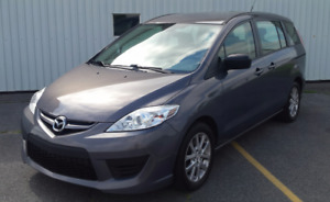 2010  Mazda5 GS Familiale 6 PLACES