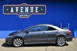 2009 HONDA CIVIC - 2 Door Coupe LX COUPE 5-SPEED AT