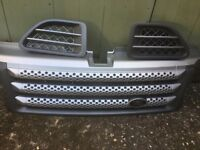 Range Rover sport grill and vents