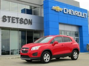 2016 Chevrolet Trax LT Plus AWD Remote Start Leather/Cloth Seats