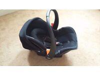 Baby car seat group 0 plus