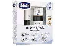 CHICCO Top Digital Audio Baby Monitor(30£)