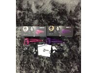 Babyliss Hair Curlers Pink & Purple