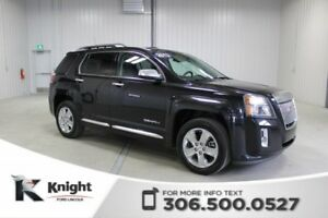 2013 GMC Terrain Denali Navigation, Moon Roof