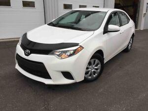 2014 Toyota Corolla DEMARREUR CLIMATISEUR