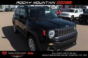 2015 Jeep Renegade North 4X4 * Path Detection * Heated Seats