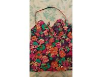 M&S tankini top 36B